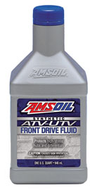 Synthetic ATV/UTV Front Drive Fluid