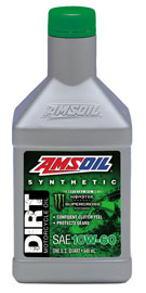 Synthetic SAE 10W-60 Dirt Bike Oil (DB60)